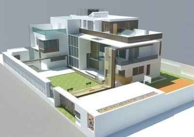Baligar Residence