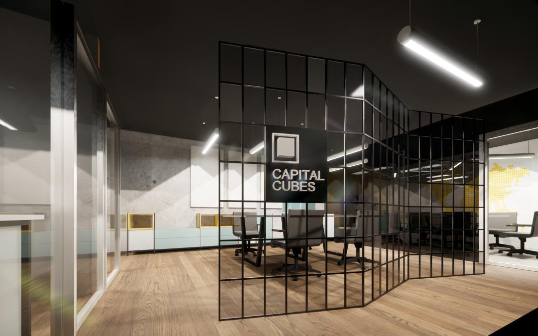 CAPITAL CUBES OFFICE