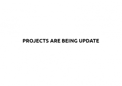 PROJECTS ARE BEING UPDATED